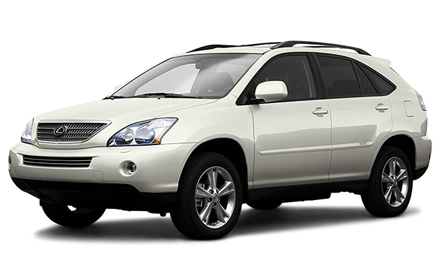 Lexus RX400H Hybrid Battery Replacement