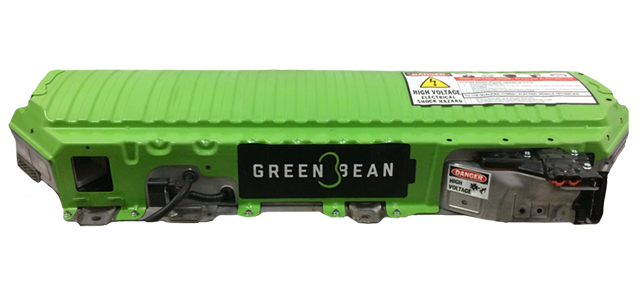 Yukon 2008 2017 Premium Reconditioned Green Bean Hybrid Battery
