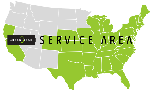 Green Bean Service Area
